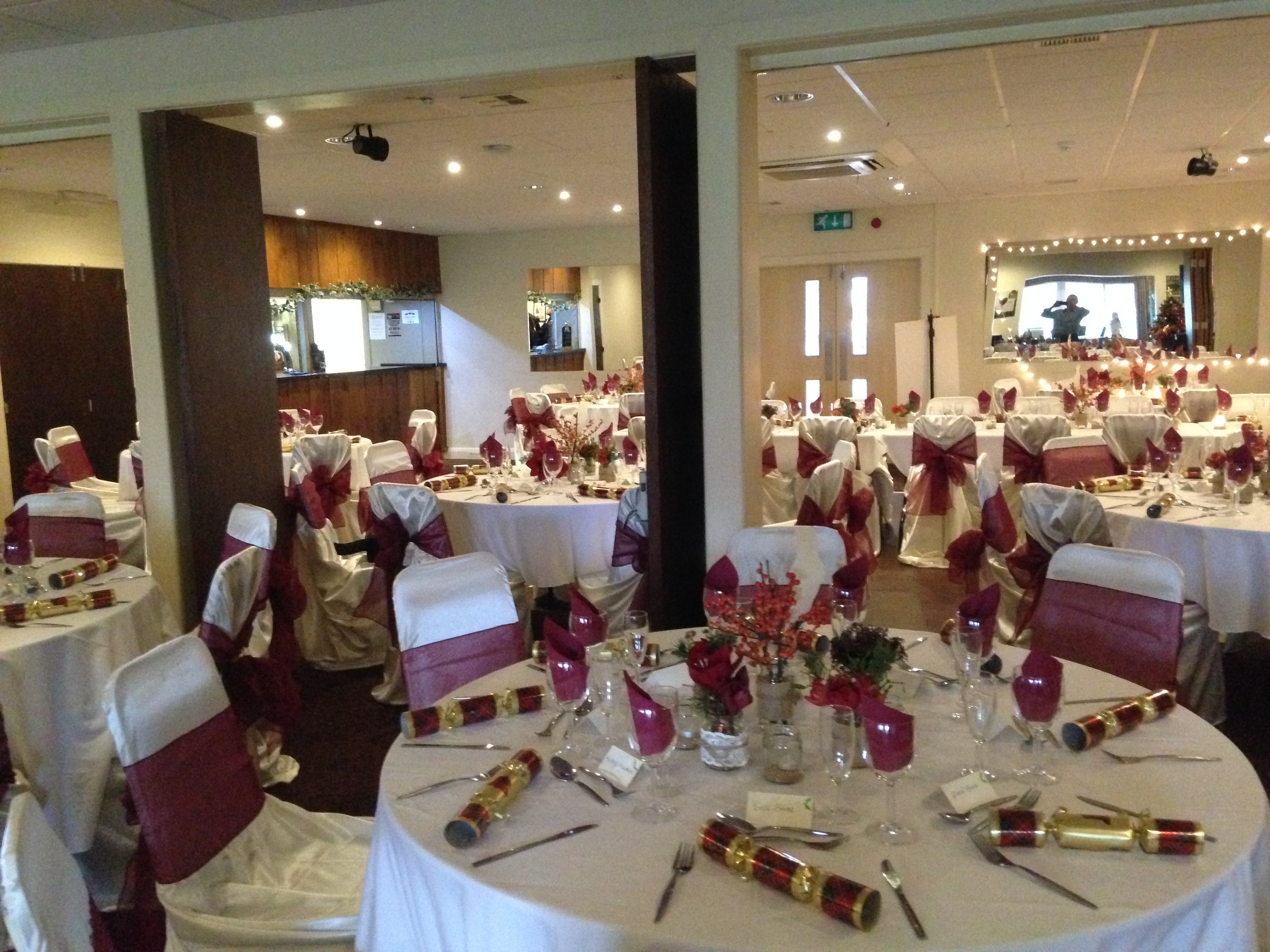 Function Room - Parley Country Club
